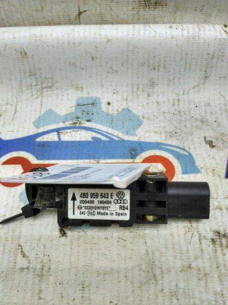 Датчик airbag Porsche Cayenne S 955 2005 (б/у)
