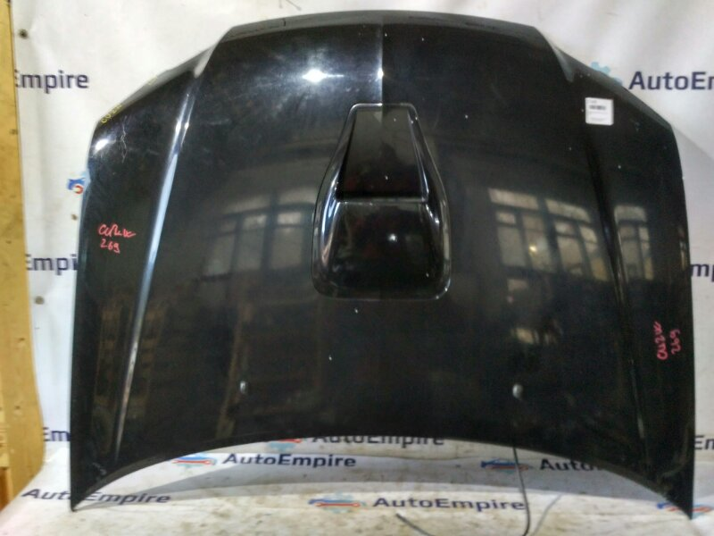 Капот Mitsubishi Airtrek CU2W 4G63T 2002 (б/у)