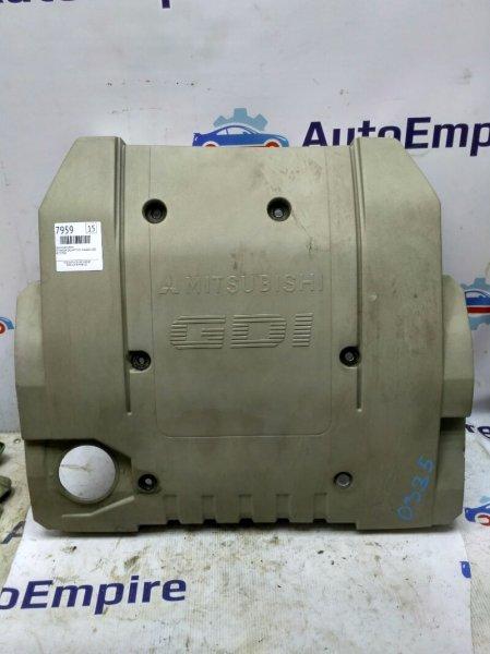 Крышка двигателя Mitsubishi Galant EA3A 4G64GDI 2002 (б/у)