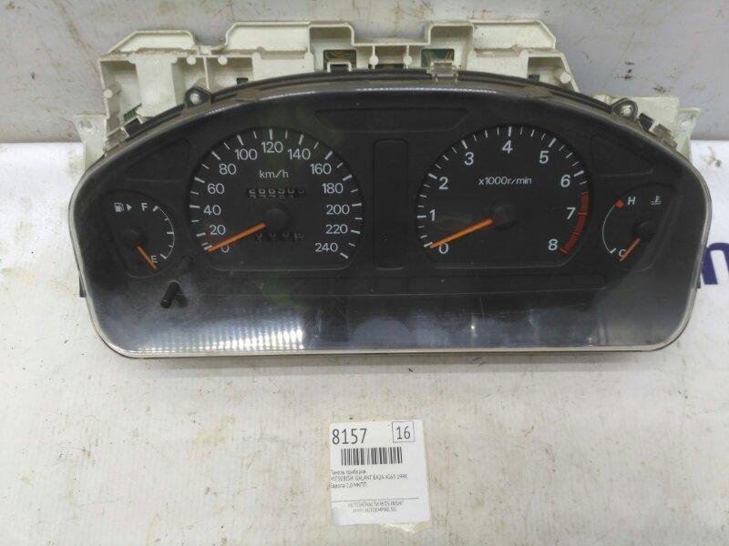 Панель приборов Mitsubishi Galant EA2A 4G63 1998 (б/у)