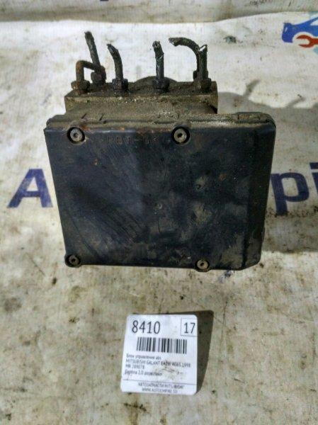 Блок abs Mitsubishi Galant EA2W 4G63 1998 (б/у)