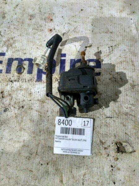 Корректор фар Mitsubishi Galant EA2W 4G63 1998 (б/у)