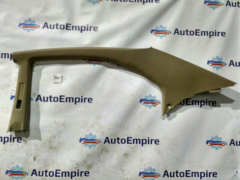 Обшивка стойки Mitsubishi Galant EA3A 4G64 1996 задняя правая (б/у)