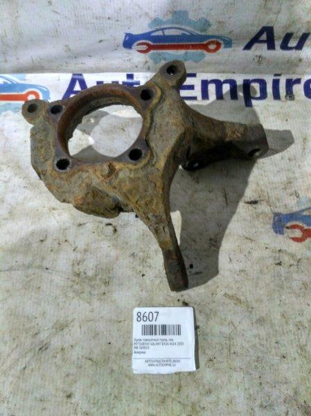 Кулак передний Mitsubishi Galant EA3A 4G64 2003 передний левый (б/у)