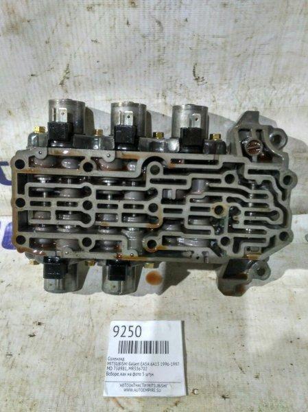 Соленоид Mitsubishi Galant EA5A 6A13 1996 (б/у)