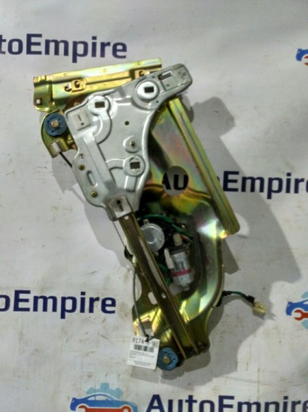 Стеклоподъемник Mitsubishi Eclipse D53A 6G72 2004 задний левый (б/у)