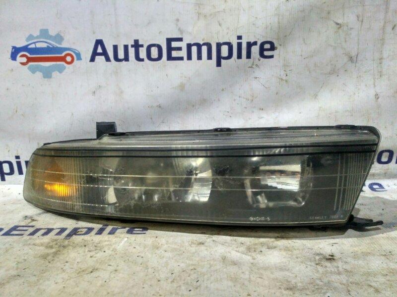 Фара Mitsubishi Galant 1996 правая (б/у)