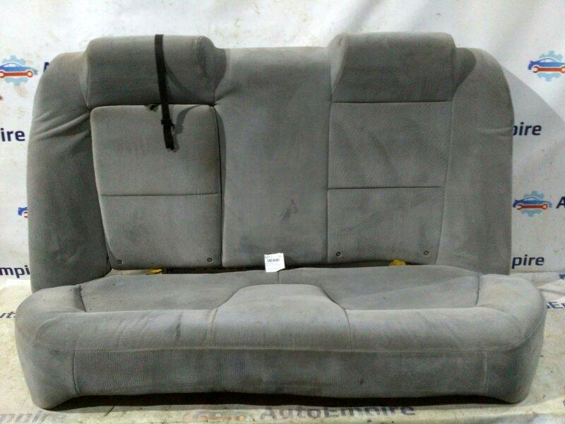 Сидения комплект Mitsubishi Galant EA3A 4G64 2002 (б/у)