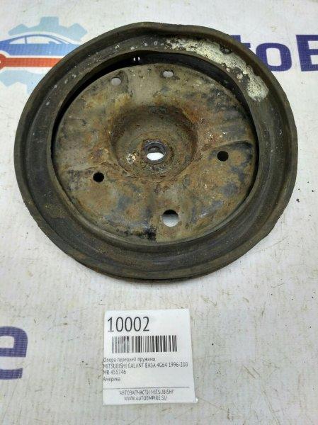 Опора передней пружины Mitsubishi Galant EA3A 4G64 1996 (б/у)