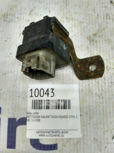 Блок реле Mitsubishi Galant EA3A 4G64GDI 1996 (б/у)