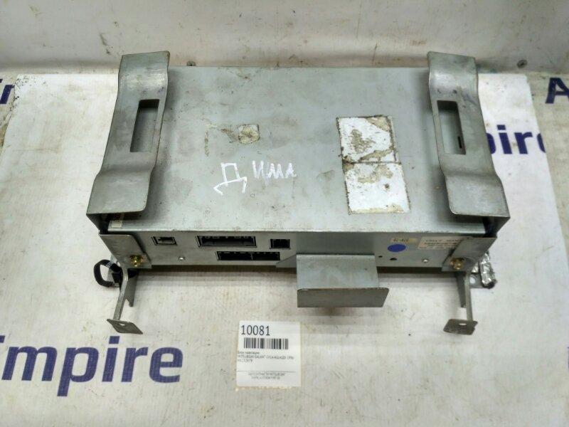 Блок навигации Mitsubishi Galant EA1A 4G64GDI 1996 (б/у)