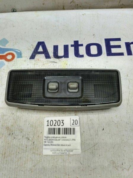 Плафон освещения салона Mitsubishi Galant EA5A 6A13 1998 (б/у)