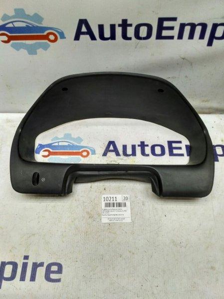 Козырек на приборную панель Mitsubishi Galant EA5A 6A13 1998 (б/у)