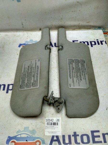 Козырек солнцезащитный Mitsubishi Galant EA5A 6A13 1998 (б/у)