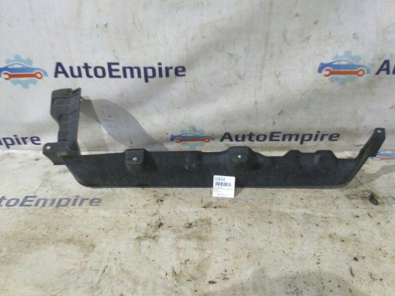 Пыльник радиатора Mitsubishi Galant EA1A 4G64GDI 1996 (б/у)