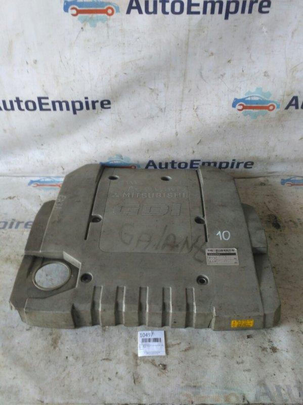 Крышка двигателя Mitsubishi Galant EA3A 4G64GDI 1996 (б/у)
