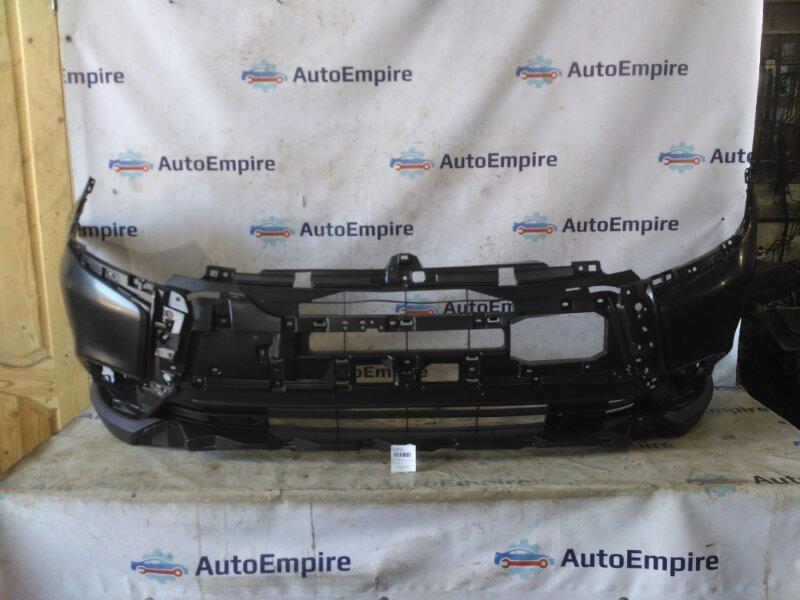 Бампер передний Mitsubishi Outlander GF2W 4B11 2012