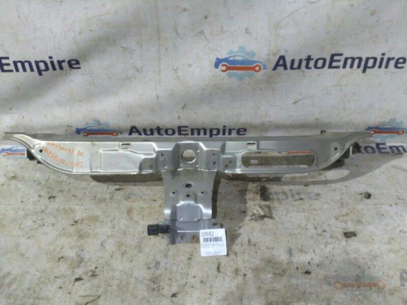 Панель радиатора Mitsubishi Outlander Xl CW5W 4B12 2008 передний верхний (б/у)