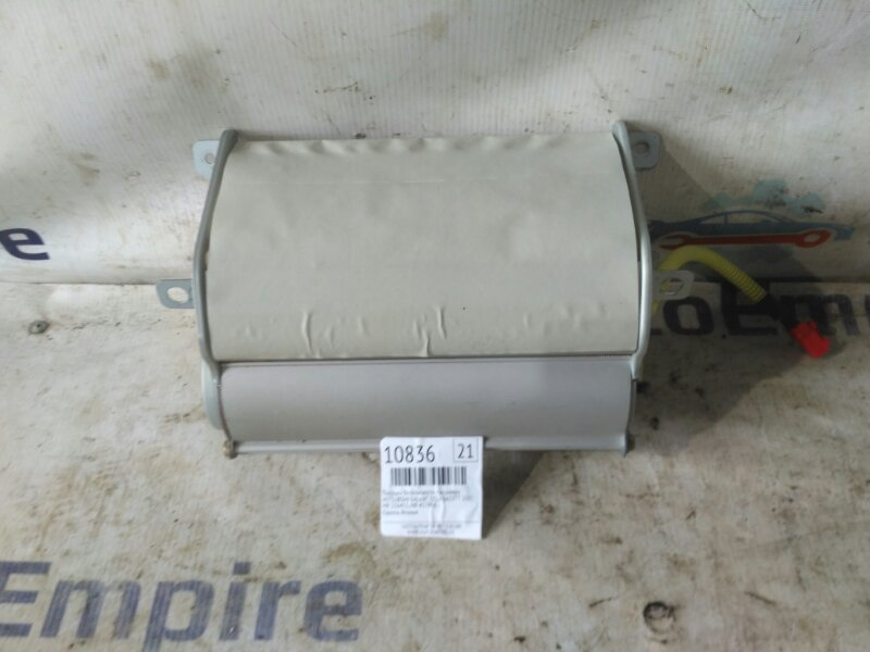 Подушка безопасности пассажира Mitsubishi Galant EC5A 6A13TT 2001 (б/у)