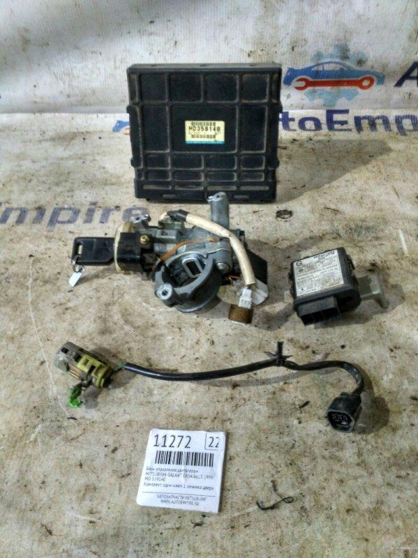 Блок управления двигателем Mitsubishi Galant EA5A 6A13 1999 (б/у)