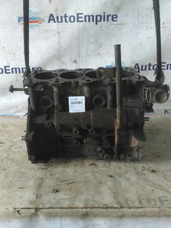 Блок двигателя Mitsubishi Galant EA3A 4G64 2002 (б/у)