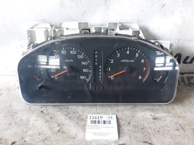 Панель приборов Mitsubishi Galant EA3A 4G64GDI 1999 (б/у)