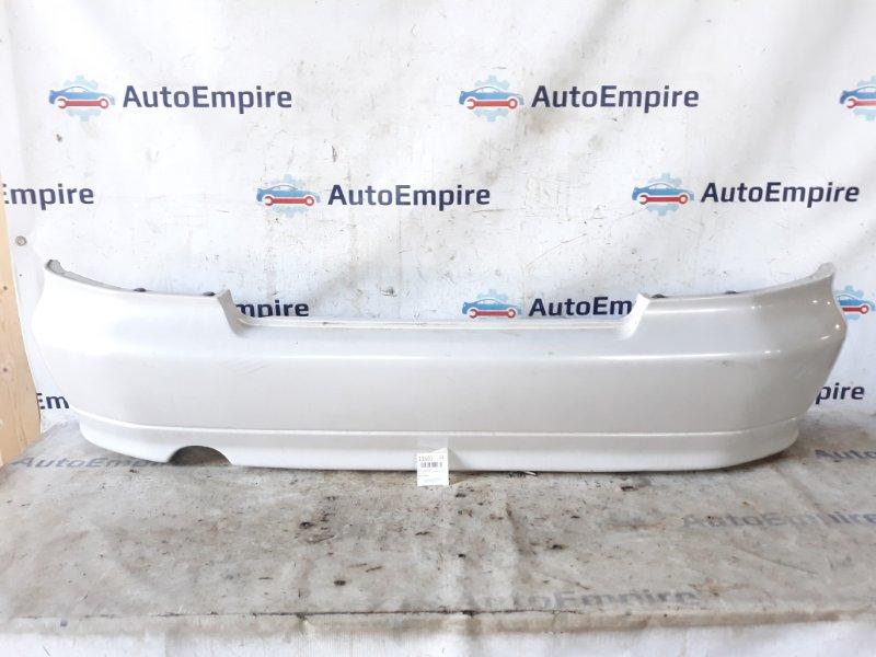 Бампер задний Mitsubishi Galant EA3A 4G64GDI 1999 задний (б/у)