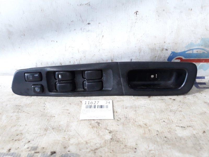 Блок управления стеклоподъмниками Mitsubishi Galant EA3A 4G64GDI 1999 передний правый (б/у)