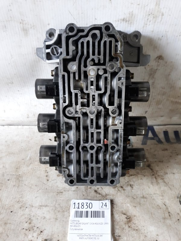 Соленоид Mitsubishi Galant EA3A 4G64GDI 1999 (б/у)