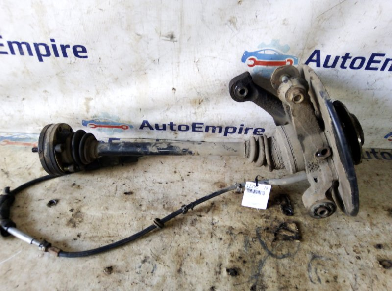 Кулак задний Bentley Arnage 1999 задний левый (б/у)