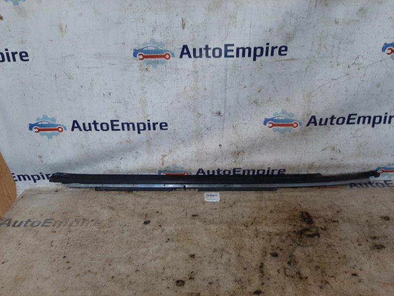 Бархотка стекла Dodge Stratus 4G64 2003 передняя правая (б/у)