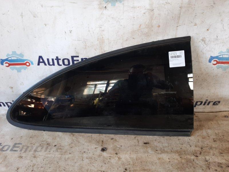 Стекло глухое Dodge Stratus 4G64 2003 заднее правое (б/у)