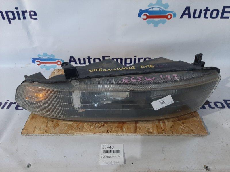 Фара Mitsubishi Galant EA5A 6A13 1999 передняя правая (б/у)