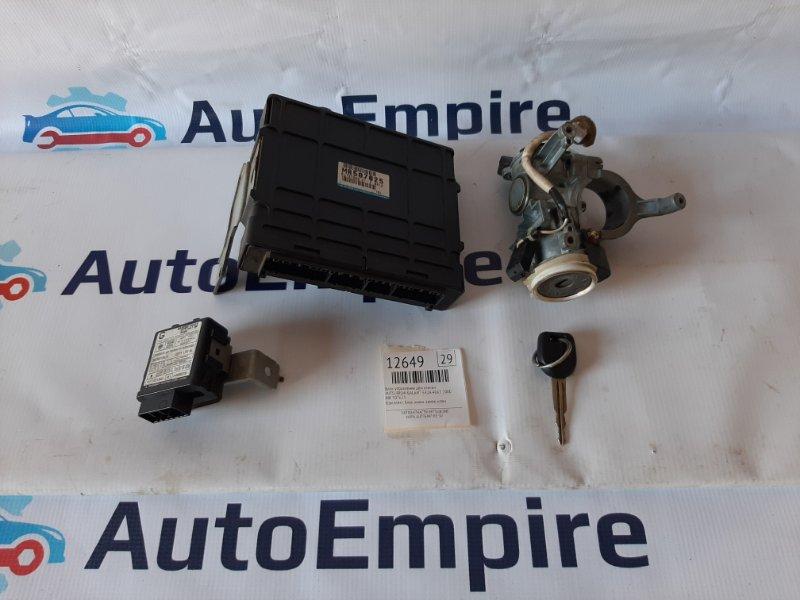 Блок управления двигателем Mitsubishi Galant EA2A 4G63 2000 (б/у)