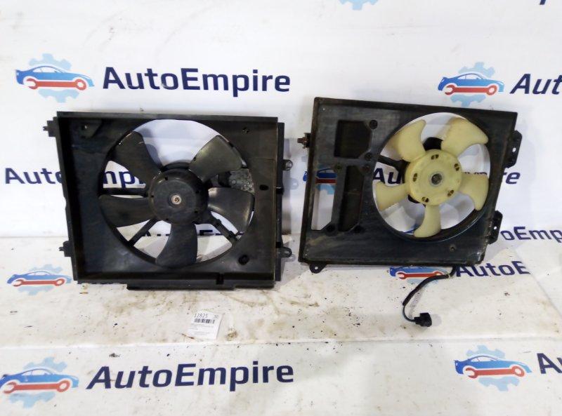 Вентилятор радиатора Mitsubishi Airtrek CU5W 4G69 2005 (б/у)