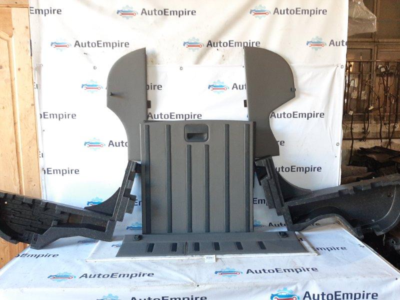 Обшивка багажника Mitsubishi Airtrek CU5W 4G69 2005 (б/у)