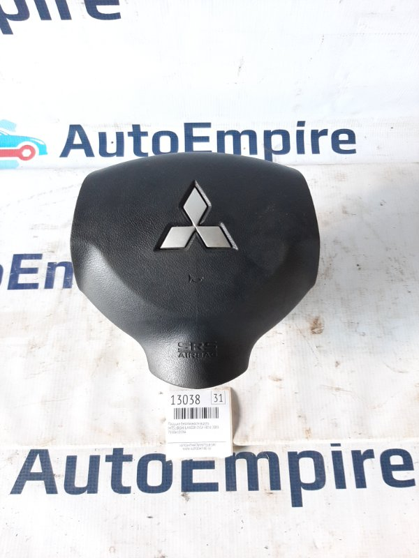 Подушка безопасности в руль Mitsubishi Lancer CY3A 4B10 2008 (б/у)