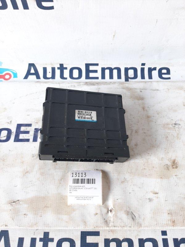 Блок управления акпп Mitsubishi Galant EC5A 6A13TT 2001 (б/у)