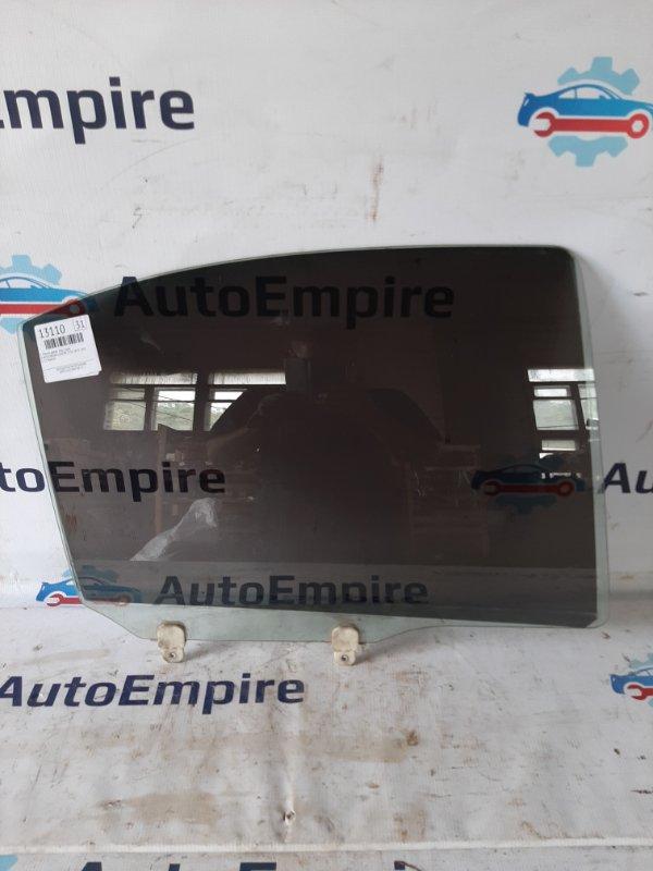 Стекло двери Mitsubishi Lancer CY3A 4B10 2008 заднее правое (б/у)
