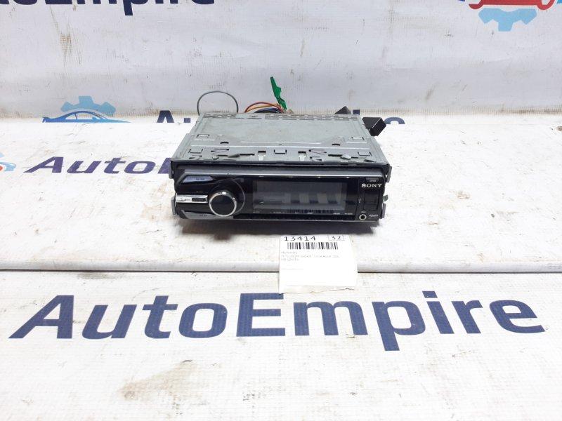 Магнитола Mitsubishi Galant EA3A 4G64 2002 (б/у)