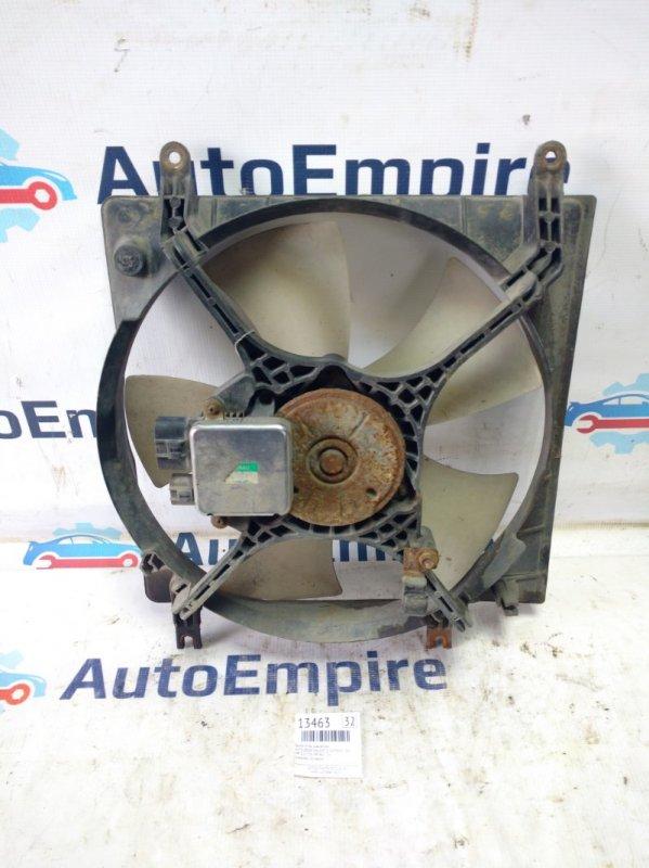 Вентилятор радиатора Mitsubishi Galant EA3A 4G64 2002 (б/у)