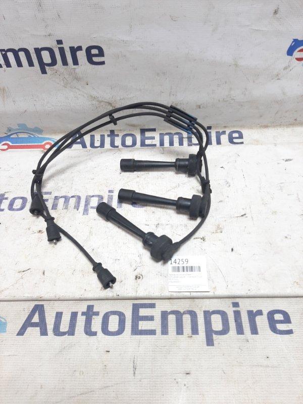 Провода высоковольтные Mitsubishi Galant EC5A 6A13TT 2001 (б/у)