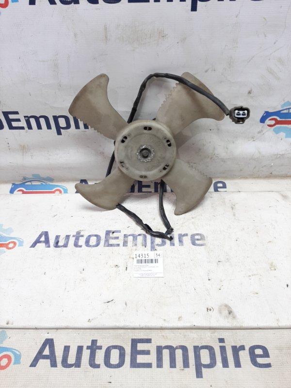Вентилятор радиатора Mitsubishi Galant EA3A 4G64 2001 (б/у)