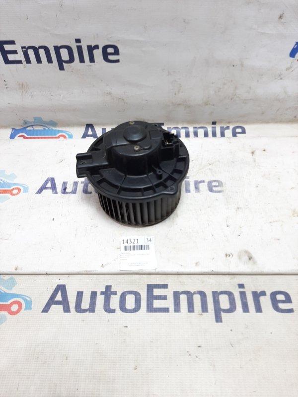 Мотор печки Mitsubishi Galant EA3A 4G64 2001 (б/у)