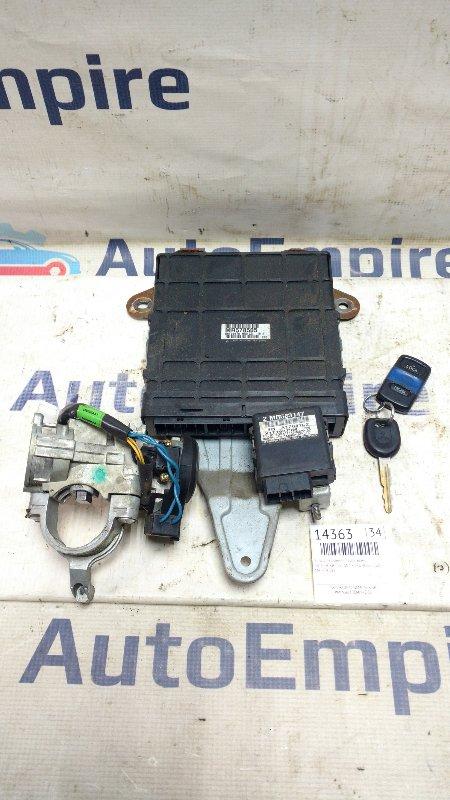 Блок управления двигателем Mitsubishi Galant EA3A 4G64 2001 (б/у)