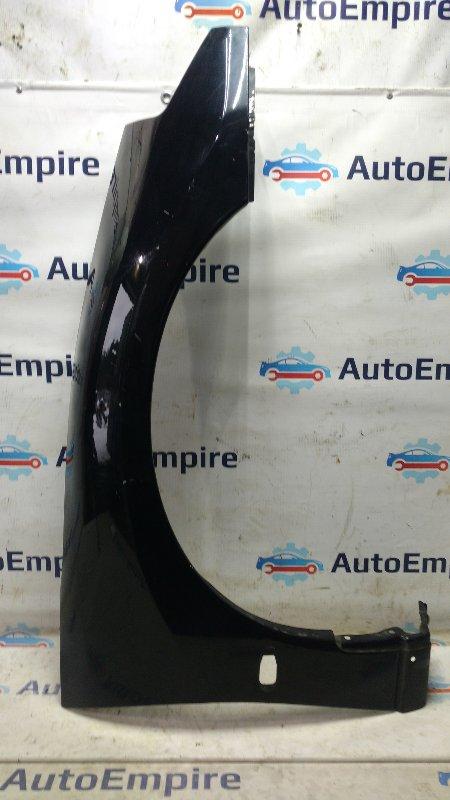 Крыло переднее Mitsubishi Eclipse D53A 6G72 2005 правое (б/у)
