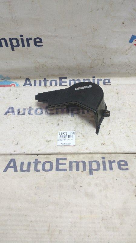 Крышка грм Mitsubishi Eclipse D53A 6G72 2005 правая верхняя (б/у)