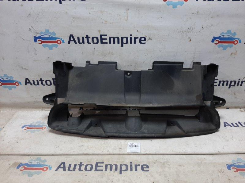 Пыльник радиатора Mitsubishi Eclipse D53A 6G72 2005 (б/у)