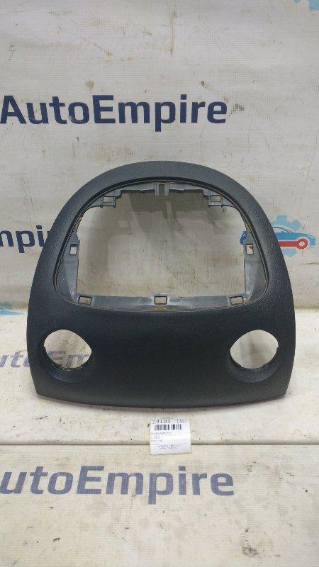 Накладка декоративная Mitsubishi Eclipse D53A 6G72 2005 (б/у)
