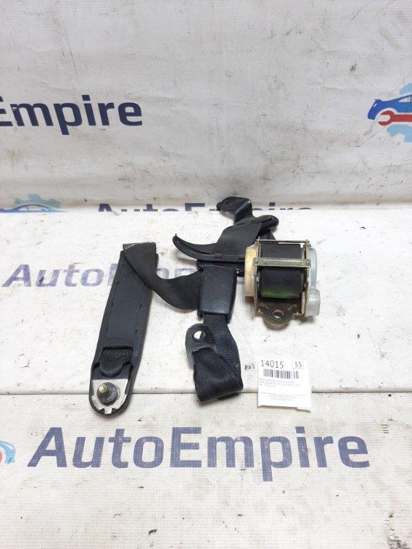 Ремень безопасности Mitsubishi Eclipse D53A 6G72 2005 передний левый (б/у)